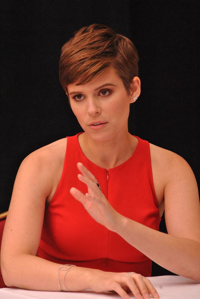 Кейт Мара — Пресс-конференция «Марсианин» на «TIFF» 2015 – 39