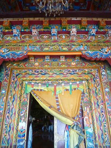 CH-Litang-Chode Gompa-Temple (9)