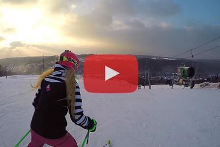 Videotour: Hlubočky – lyžování po hanácku