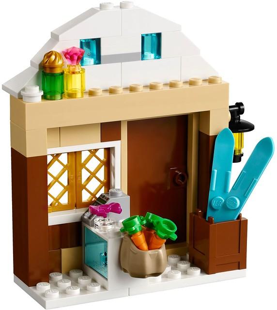 LEGO Disney Princess Frozen 41066 - Anna & Kristoff's Sleigh Adventure