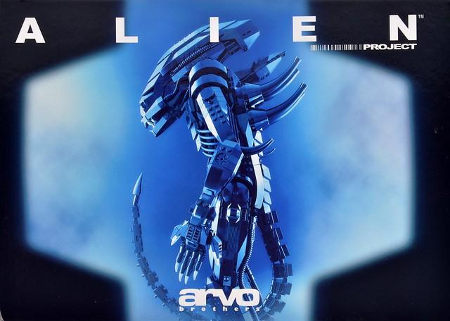 Header of Alien Project