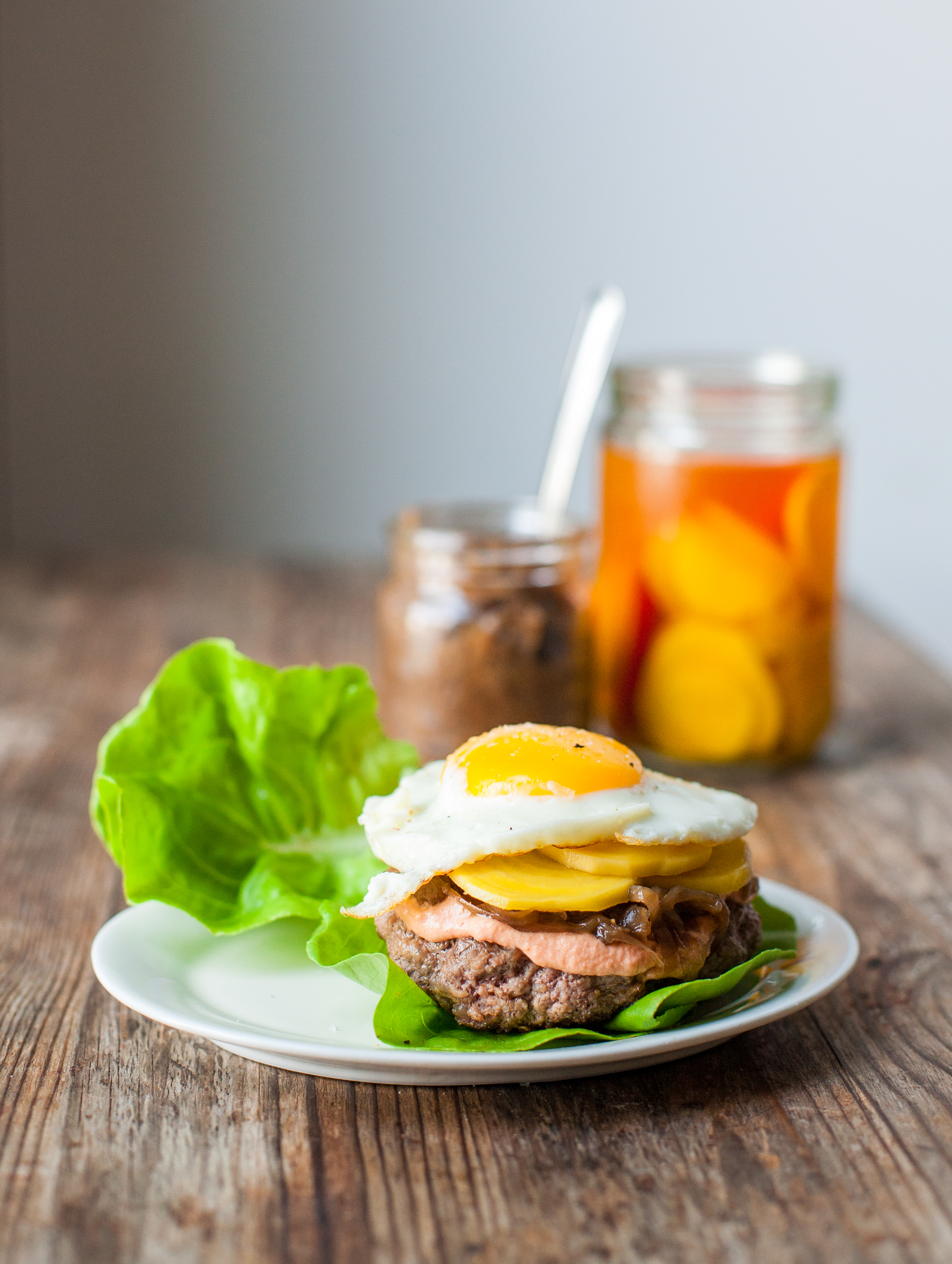 Australian Burger from Paleo Planet by Becky Winkler