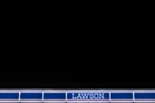 LAWSON convenience store
