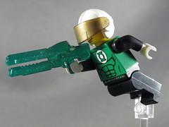 Green Lantern Railgun