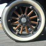 Original spoke wheels