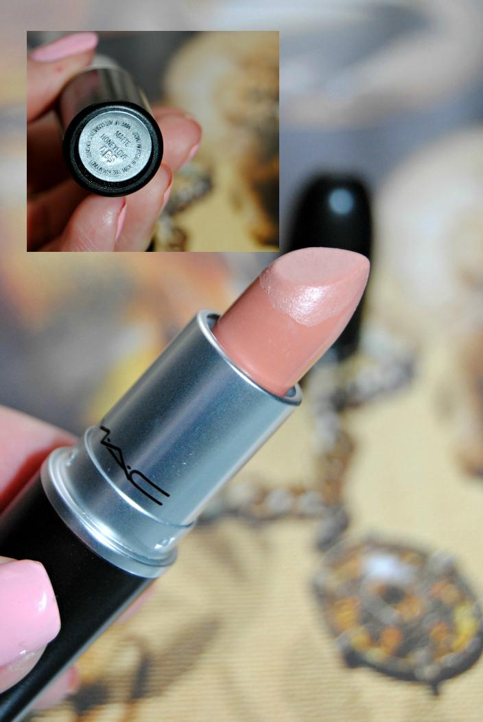 Honey Love MAC Lipstick (04 with insert)
