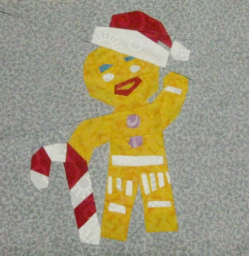 Holiday Gingy