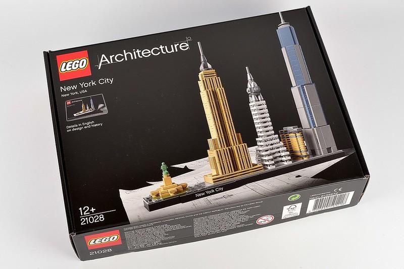 Lego Flatiron Building Manual