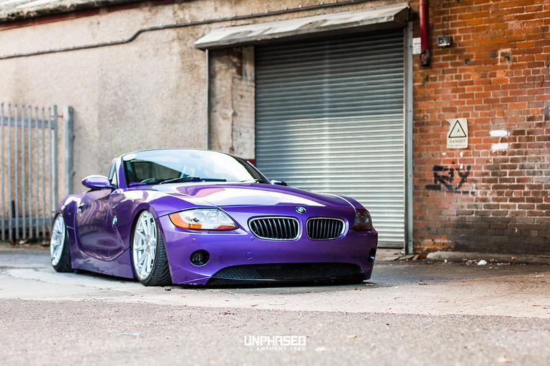 Gavin's BMW Z4 - Unphased Elite