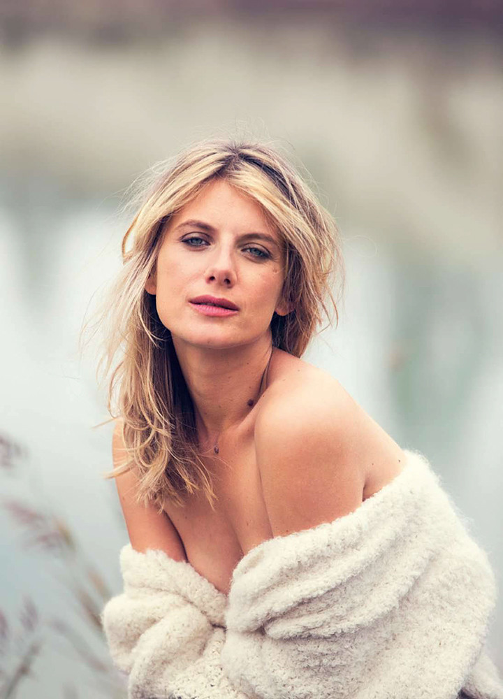 Мелани Лоран — Фотосессия для «Elle» FR 2015 – 9