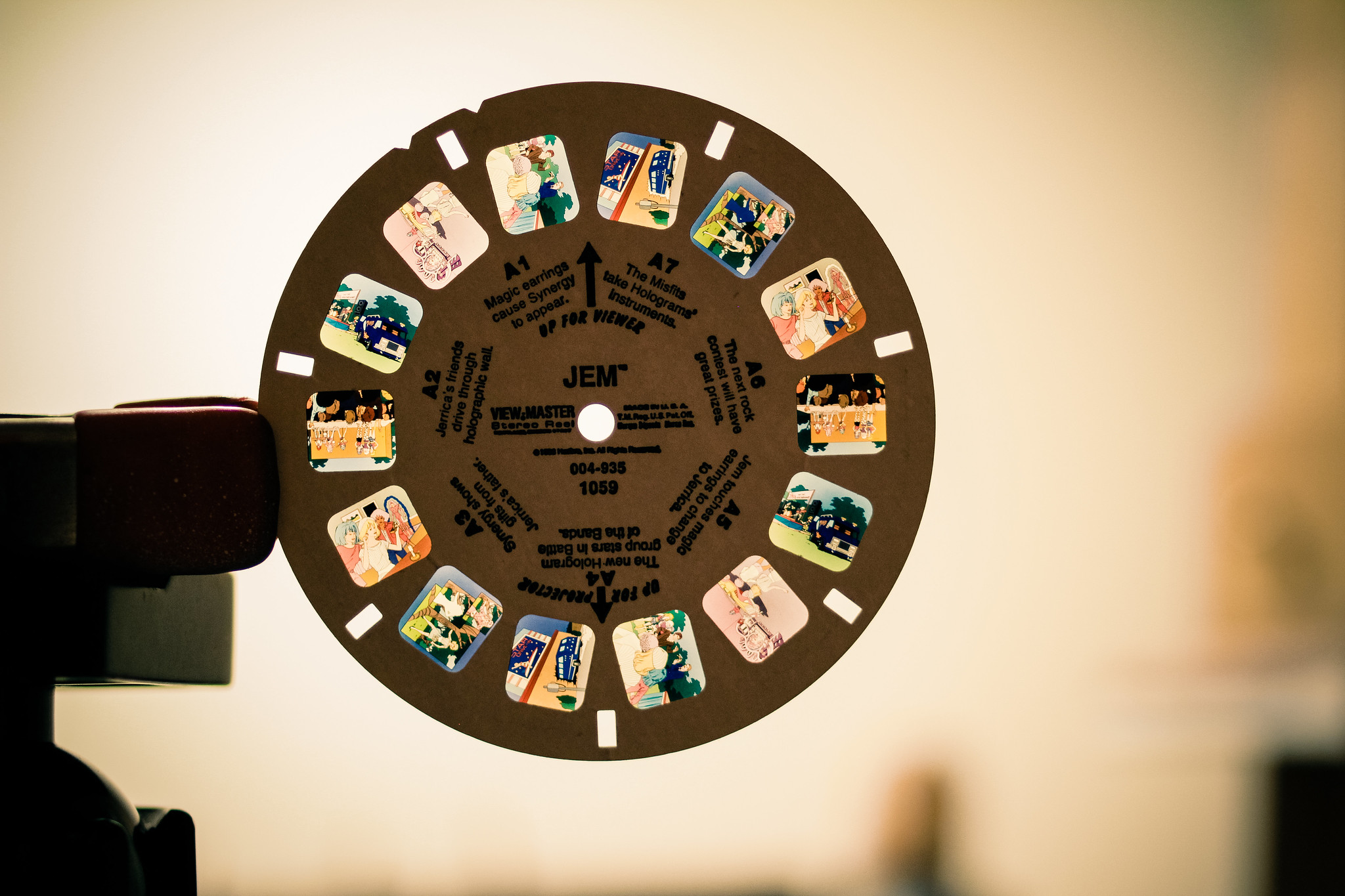 Jem Viewmaster slide
