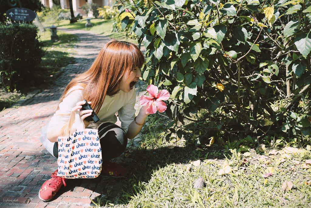 擁抱花蓮兩日的玩耍昏睡之旅
