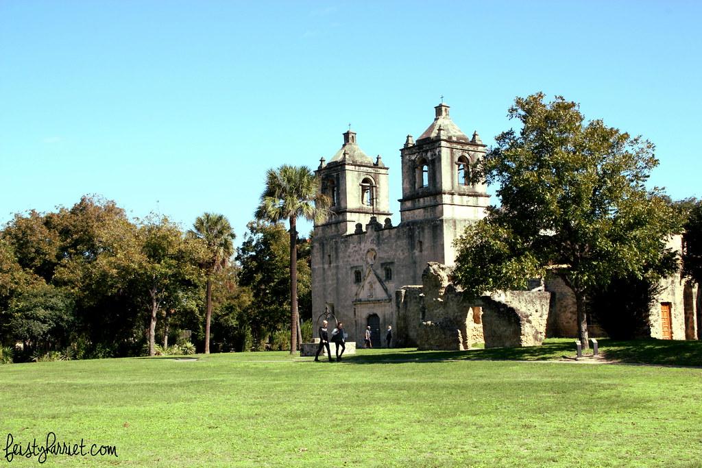 San Antonio - Mission Concepcion