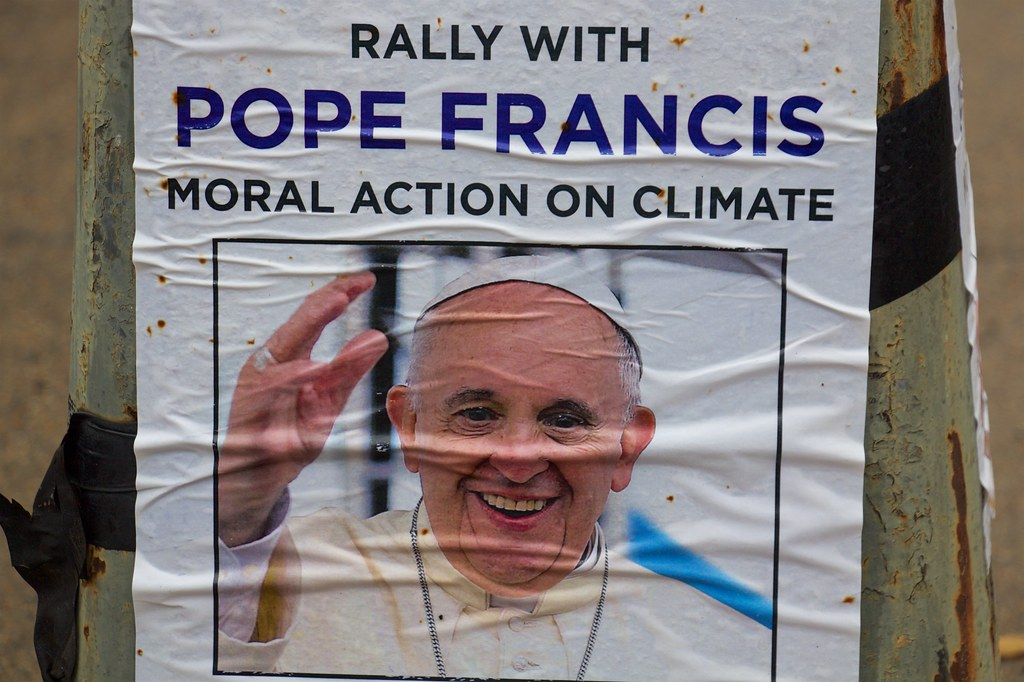 Rally With The Pope
