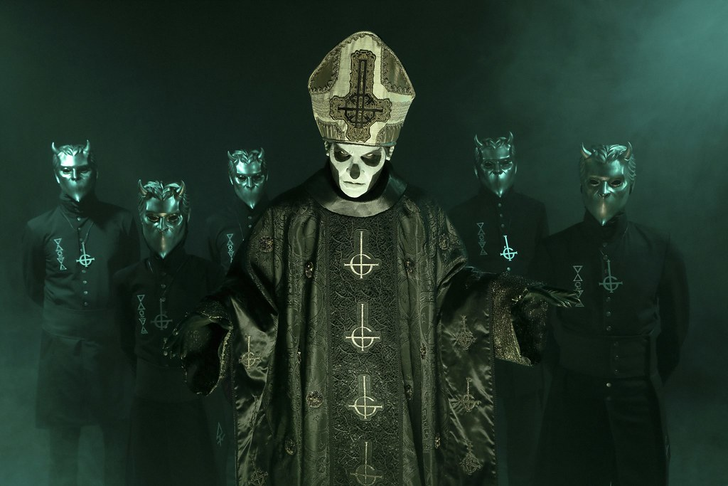 Ghost - Promo Photo