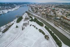 White city | Kaunas Aerial