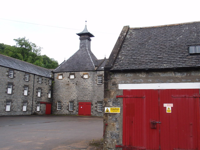 Parkmore distillery (closed)