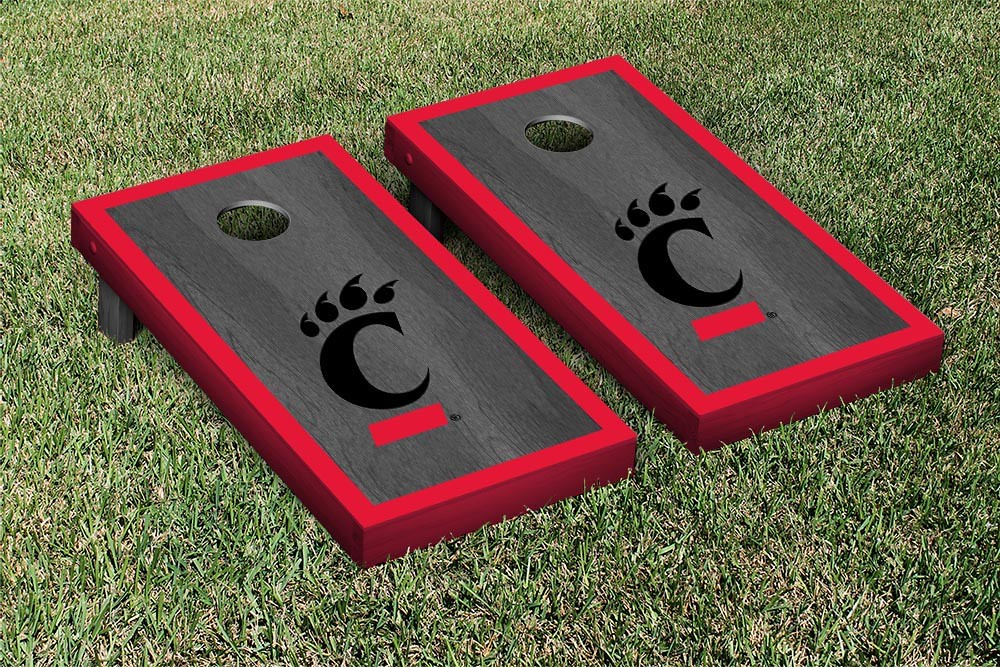 Cincinnati BearCats Onyx Border