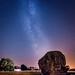 Avebury Milky Way pano by Kev_Browne