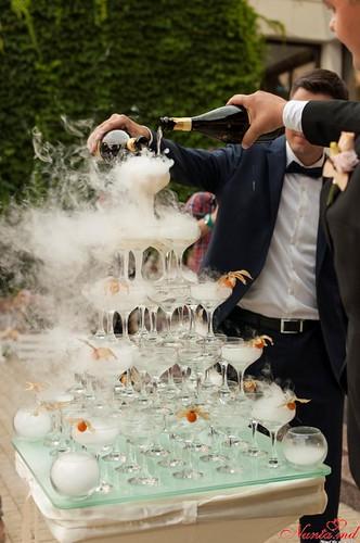 Barul cu cocktail-uri pentru nuntă > Ofertă feerică de la MobileBar.md