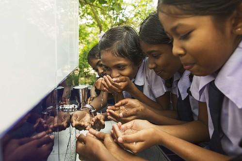 Verbesserung des Zugangs zu Trinkwasser