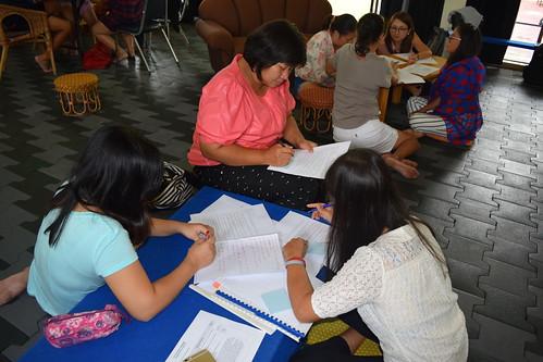 Teacher Training 2015