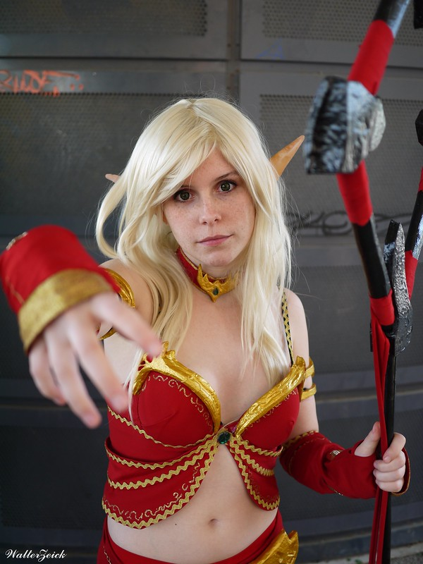 Cosplay & Convention 20628011433_7975227e87_c