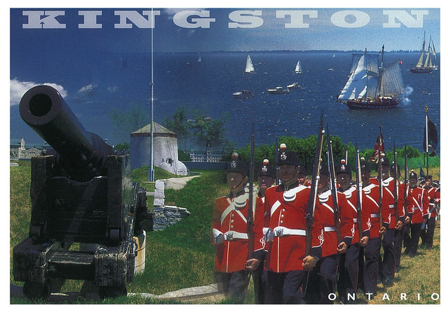 Ontario - Kingston - multiview