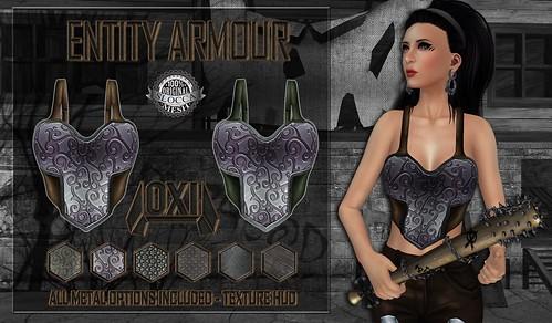 OXI - Entity Armour