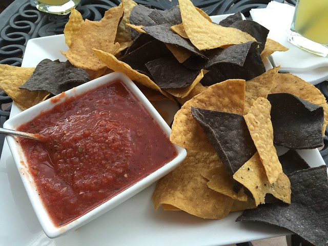 Chips and salsa - The Grille at Shadowrock