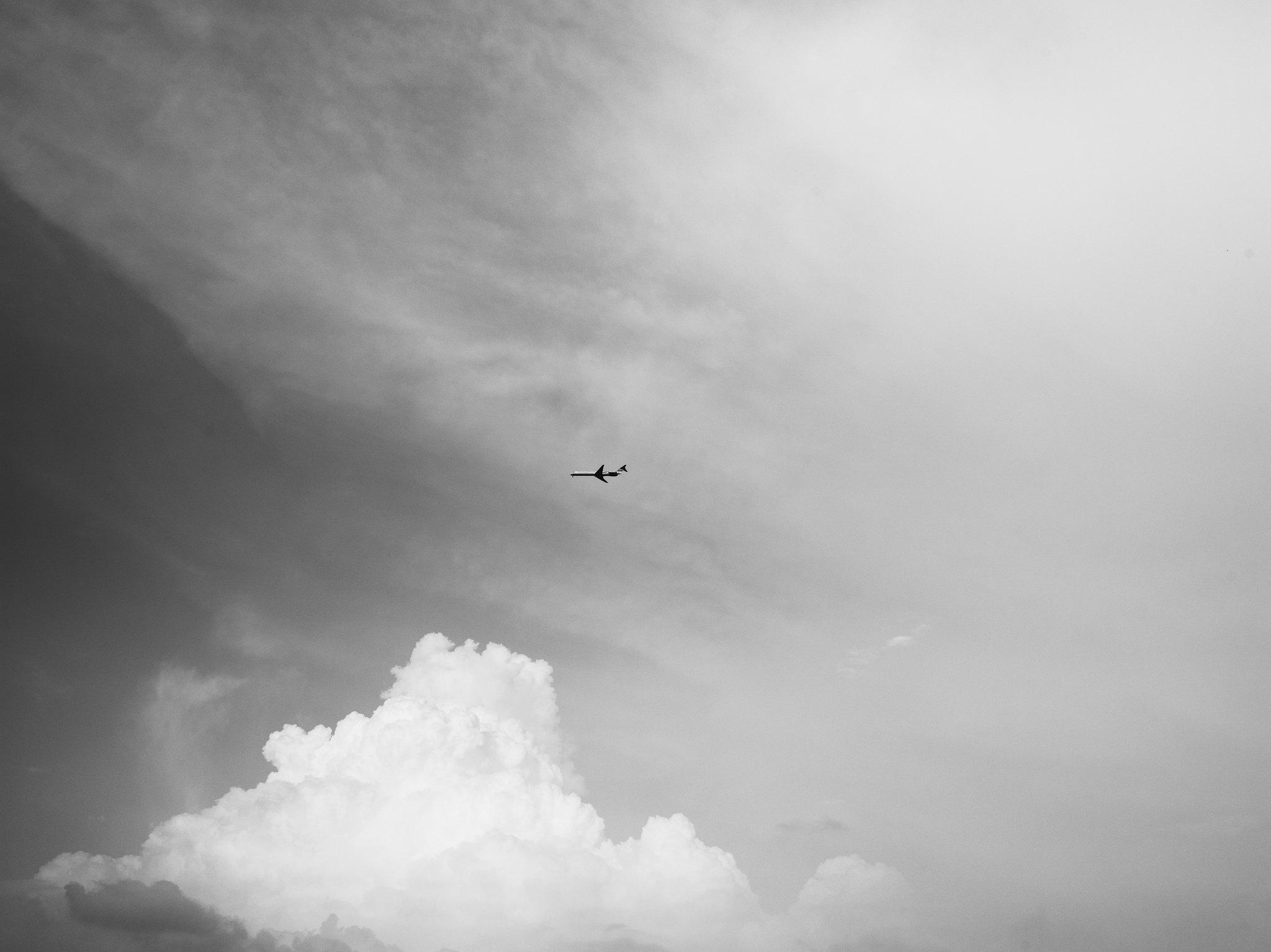 645D - 黃昏飛行