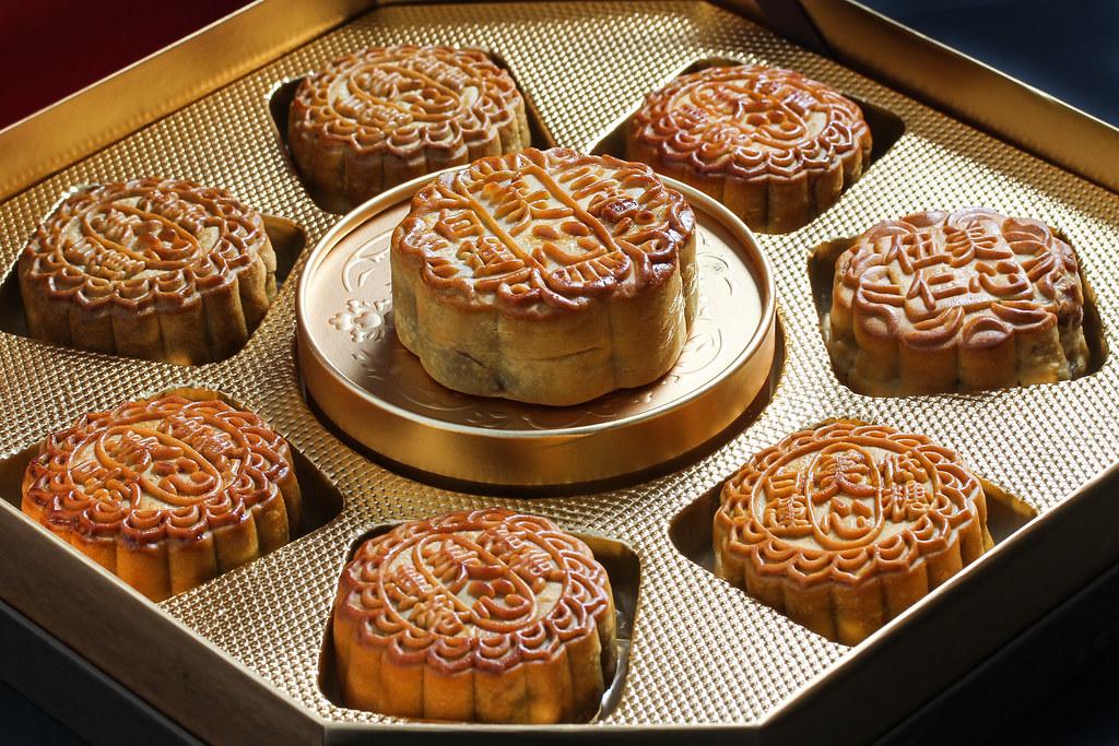 Mid-Autumn Festival Mooncake: Mei-Xin