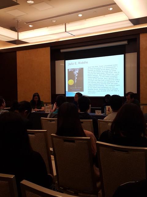 Philippine Literary Festival 2015