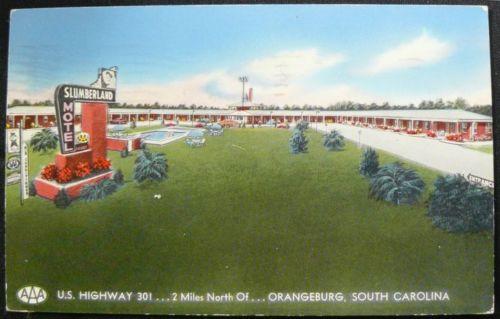 Slumberland Motel Orangeburg front 3