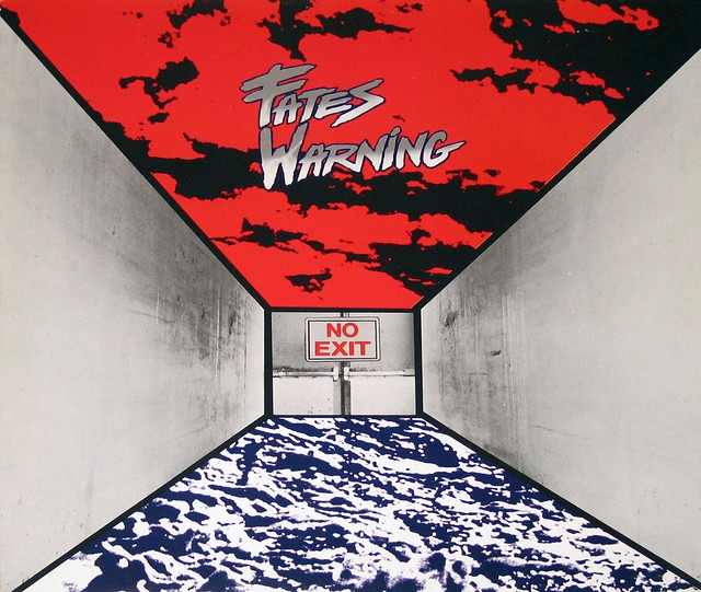 "Fates Warning No Exit 12"" Vinyl LP"