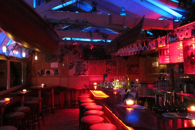 Kon Tiki bar
