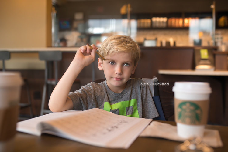 Can i do my homework at starbucks
