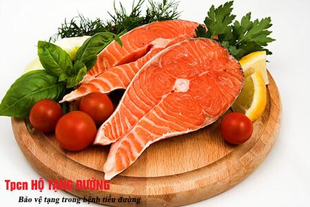 Người bệnh tiểu đường nên ăn cá ít nhất 2 lần/tuần