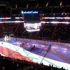 Respect #NationalAnthem #hockey #NHL #Newark #newjersey #sports #icerink #PrudentialCenter @nhldevils