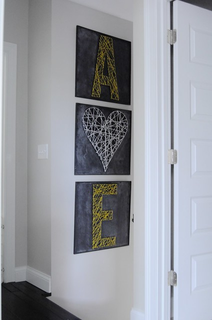 A New Home for A&E String Art