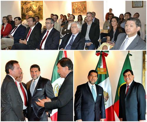 Seminario sobre Oportunidades de Negocios en el Estado de Tlaxcala