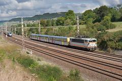BB25640 Les Laumes Alésia-Dijon Ville-09/2012 - Photo of Salmaise
