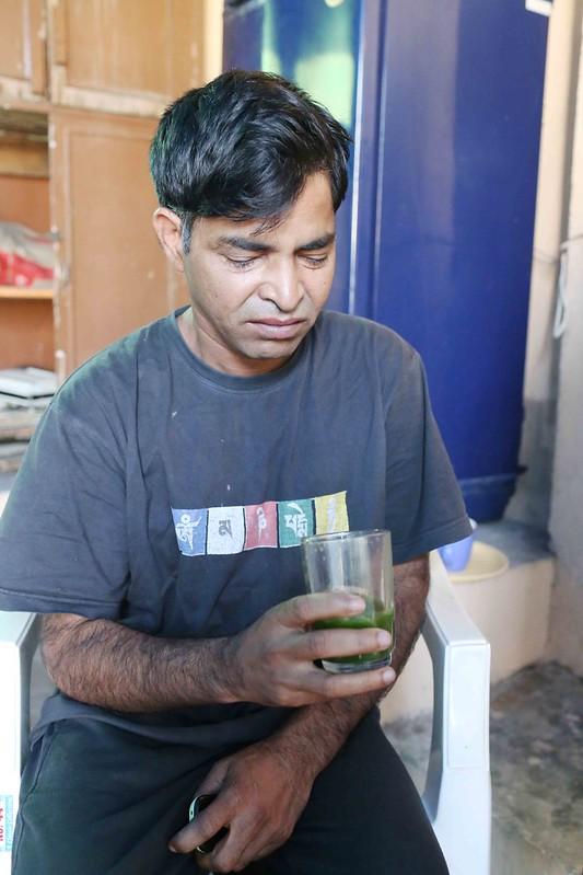 City Life - Muhammed Sabir's Dengue, Hazrat Nizamuddin East