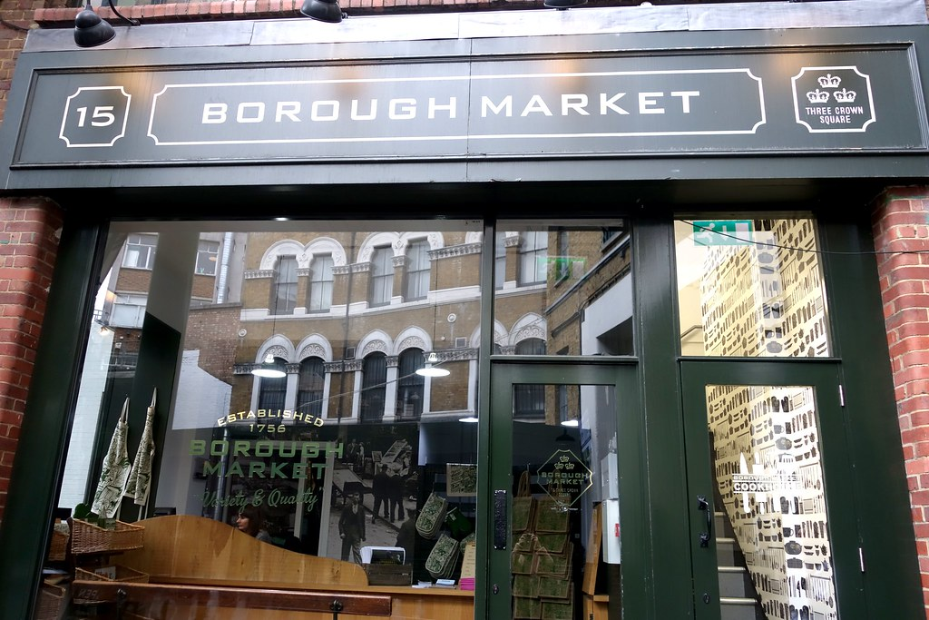 Borough Market Cookhouse