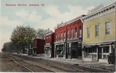 Business Section, Ashland, Virginia 001