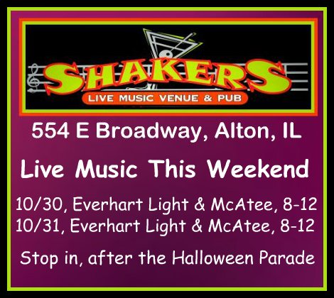 Shakers 10-30, 10-31-15
