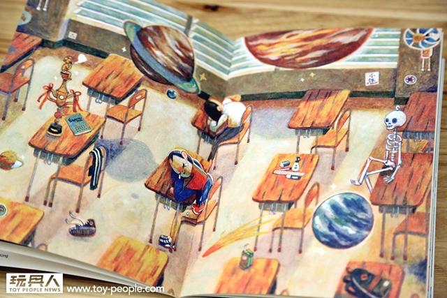 TTF 2015搶手新作!《神秘的布卡》和《小明》中文插畫繪本!超萌限量Labubu 公仔~