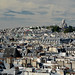 Sagrado Corazón desde Pompidou