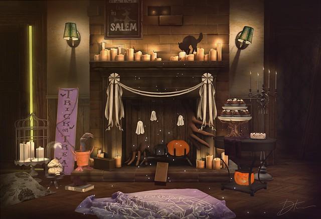 Festive Fright Night