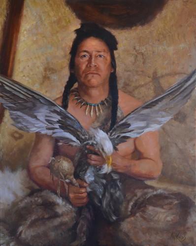 Placating the Spirit of a Slain Eagle